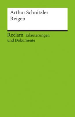Arthur Schnitzler 'Der Reigen'