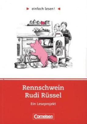 Rennschwein Rudi Rüssel, Ein Leseprojekt