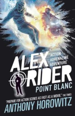 Alex Rider - Point Blanc. Gemini-Project, englische Ausgabe