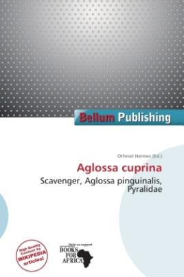 Aglossa cuprina