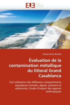Évaluation de la contamination métallique du littoral Grand Casablanca