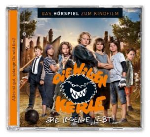 Die wilden Kerle 6 - Das Hörspiel zum Kinofilm, 1 Audio-CD