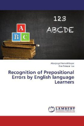 Recognition of Prepositional Errors by English language Learners