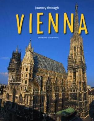 Journey through Vienna. Reise durch Wien, englische Ausgabe