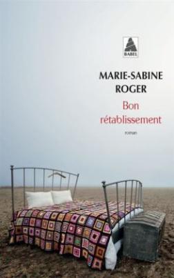 Bon rétablissement. Das Leben ist ein listiger Kater, französische Ausgabe