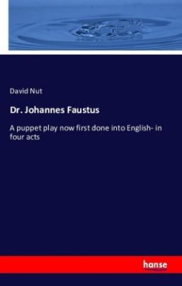 Dr. Johannes Faustus