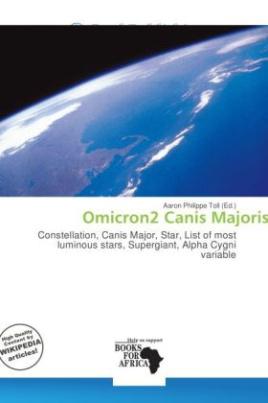 Omicron2 Canis Majoris
