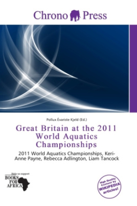 Great Britain at the 2011 World Aquatics Championships