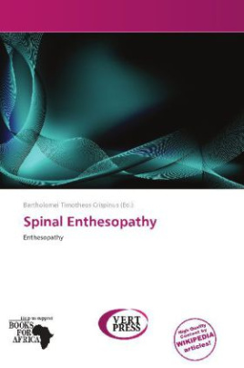 Spinal Enthesopathy