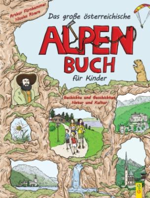 Das große österreichische Alpenbuch für Kinder