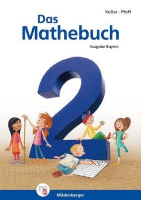 "2. Jahrgangsstufe, Schülerbuch mit CD-ROM ""Mathetiger Basic"""