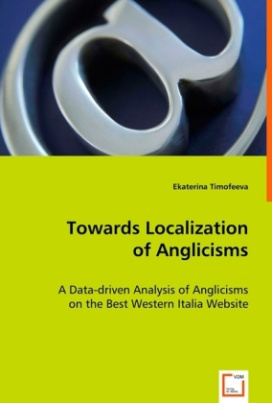 Towards Localization of Anglicisms