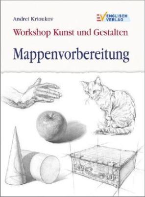 Workshop Kunst und Gestalten, Mappenvorbereitung