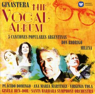 Ginastera: The Vocal Album