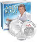 Andy Borg - Grosse Erfolge + EXKLUSIV Münze