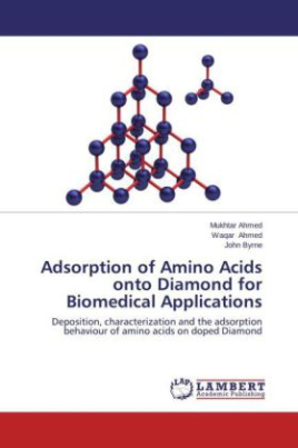 Adsorption of Amino Acids onto Diamond for Biomedical Applications