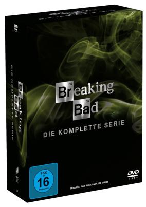 Breaking Bad – Die komplette Serie