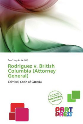 Rodriguez v. British Columbia (Attorney General)