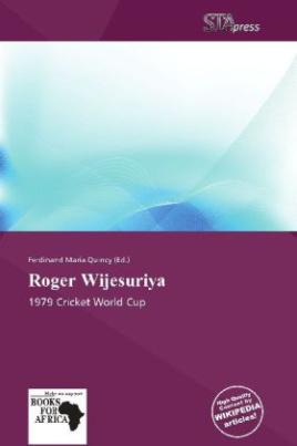 Roger Wijesuriya