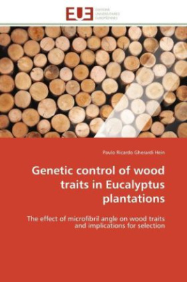 Genetic control of wood traits in Eucalyptus plantations