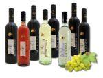 Weinpaket trockener Qualitätswein Marienkäfer