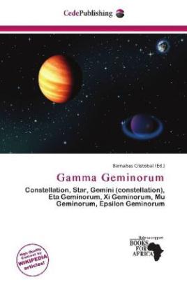 Gamma Geminorum