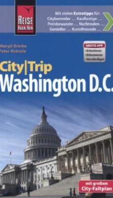 Reise Know-How CityTrip Washington D.C.