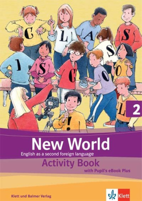 New World 2. Activity Book