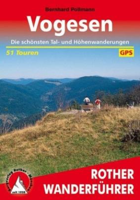Rother Wanderführer Vogesen