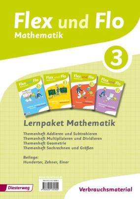 Flex und Flo, Mathematik - Lernpaket
