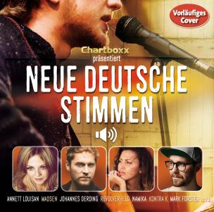 Chartboxx präsentiert: Neue Deutsche Stimmen