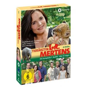 Tierärztin Dr. Mertens - Die komplette 1. Staffel