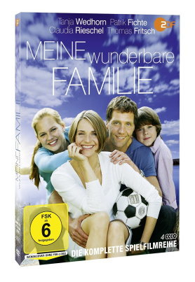 Meine wunderbare Familie - Die komplette Serie