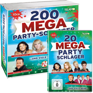 Mega Party Schlager Paket