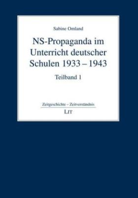 """NS-Propaganda im Unterricht deutscher Schulen 1933-1943. Die nationalsozialistische Schülerzeitschrift """"Hilf mit!"""" als Unterrichts- und Propagandainstrument"""