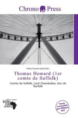 Thomas Howard (1er comte de Suffolk)