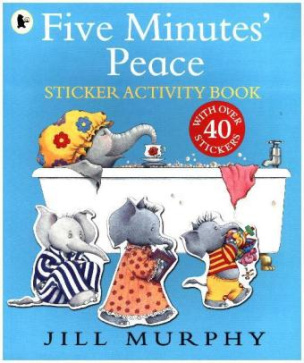 Five Minutes' Peace, Sticker Book