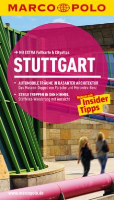 Marco Polo Reiseführer Stuttgart