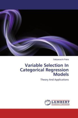 Variable Selection In Categorical Regression Models