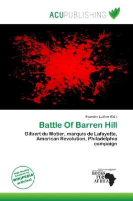 Battle Of Barren Hill