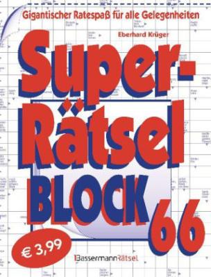 Superrätselblock. Bd.66