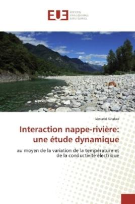 Interaction nappe-rivière: une étude dynamique