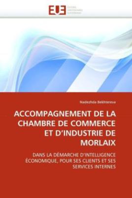 ACCOMPAGNEMENT DE LA CHAMBRE DE COMMERCE ET D'INDUSTRIE DE MORLAIX