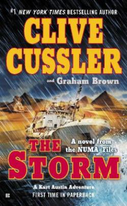 The Storm. Höllensturm, englische Ausgabe