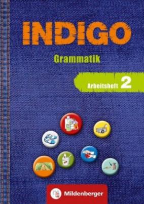 Arbeitsheft 2 - Grundlagen Grammatik