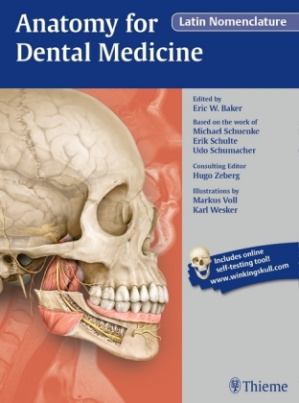 Head and Neck Anatomy for Dental Medicine, Latin