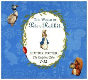 World of Peter Rabbit, Giftbox (Tales 1-12)