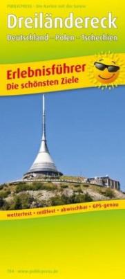 PublicPress Erlebnisführer Dreiländereck D CZ PL