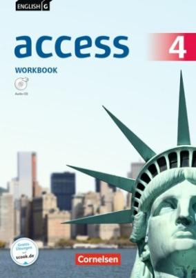 8. Schuljahr, Workbook mit Audio-CD