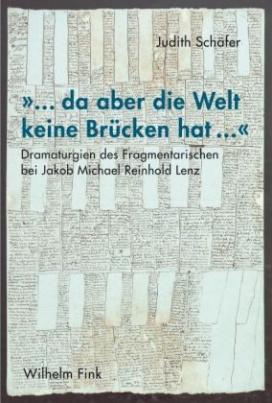 '... da aber die Welt keine Brücken hat ...'